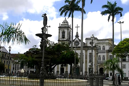 Salvador de Bahia gay